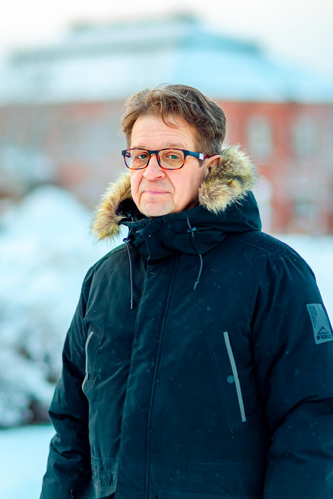 Jukka Vesalainen Vaasan yliopisto