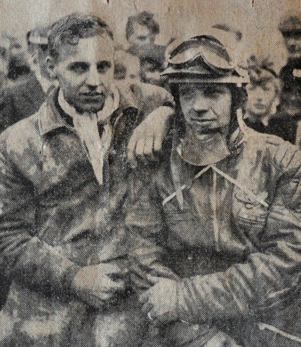 Savusalo ja Leo Fräntilä