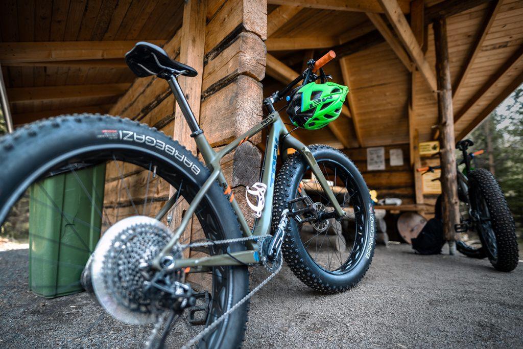 Fat-bike Seinäjoki