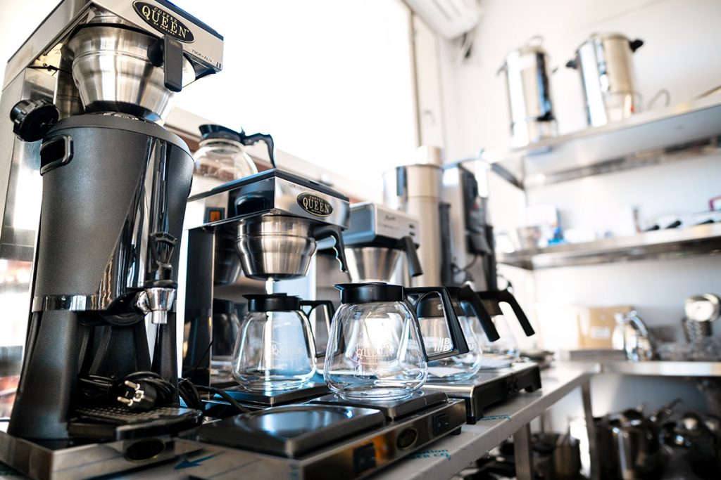 Restahovi kahvinkeittimet