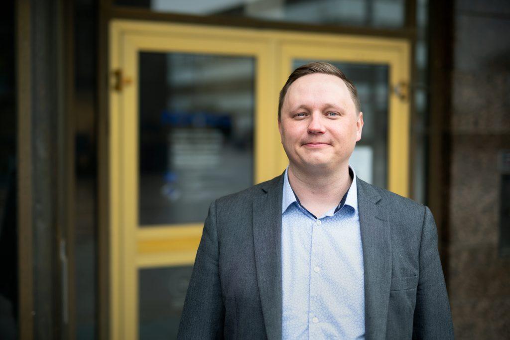 Marko Kantola Nordea Seinäjoki