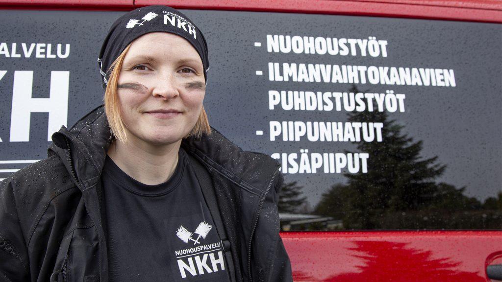 nuohooja Noora Nissinen