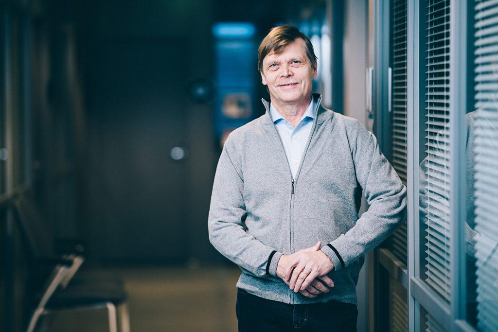 Juha Koivula koulutuspäällikkö Suomen Yrittäjäopisto
