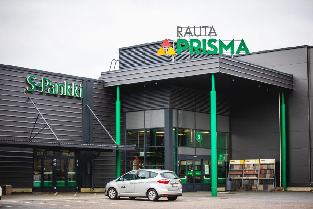 Rauta-Prisma Seinäjoki