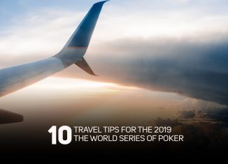 Here's everything you need to pack and know before going to the 2019 World Series of Poker!