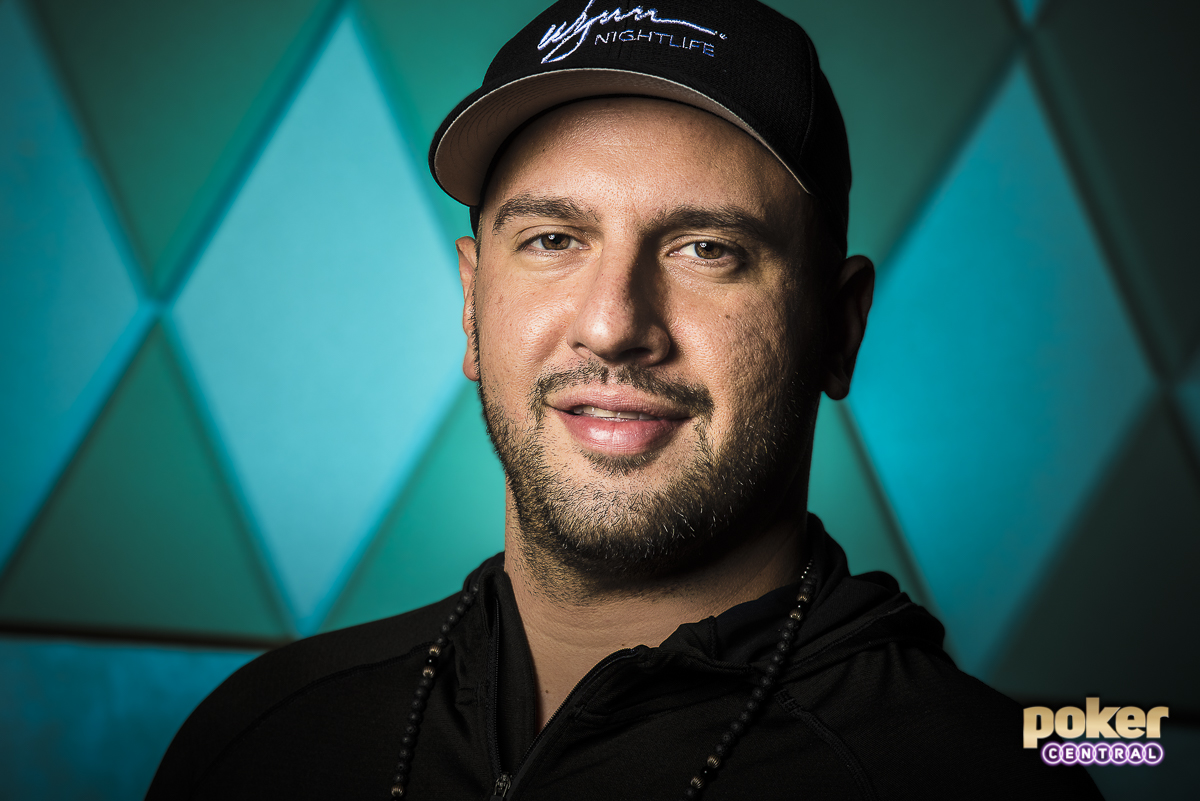 """The face of a champion. (Photo: <a href=""""https://www.instagram.com/drew_amato/"""">Drew Amato</a> for Poker Central)"""