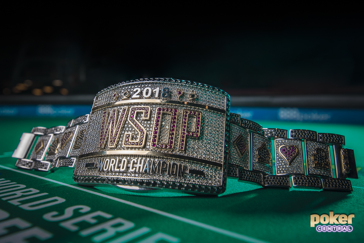 This is what Seth Weintraub and thousands of others will be competing for in the 2018 WSOP Main Event.