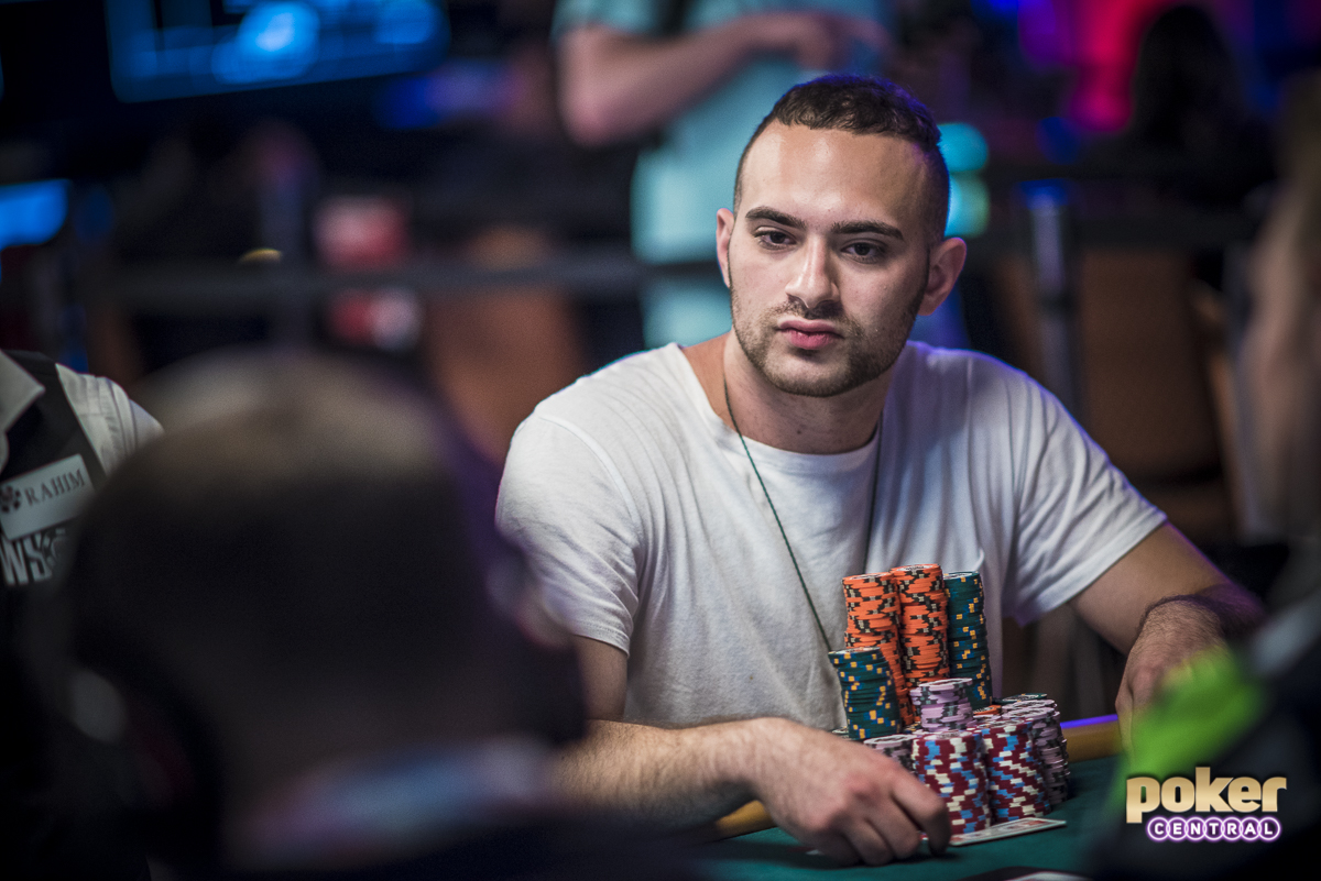 All eyes are on Aram Zobian heading into Day 7 of the WSOP Main Event. Zobian holds a massive chiplead with over 40,000,000 in chips, the second biggest stack being 28,000,000. The remaining 26 players will return to the Rio at 12pm tomorrow to play down to the final table of 9.