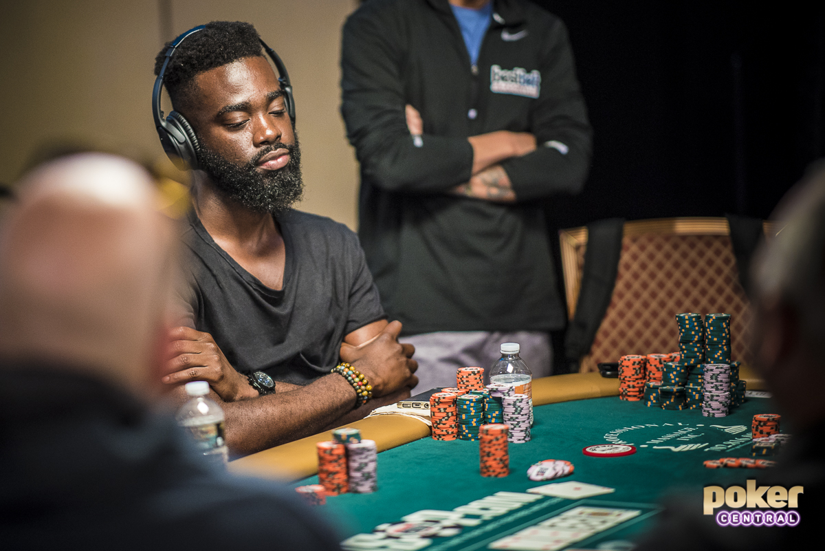 Making Day 6 of the WSOP Main Event is a dream for any poker player. When you make it into Day 6 it's hard not to get caught up in the dream of making the final table. For Chris Da-Silva the dream seemed well within reason as he brought a fresh stack of 5,600,000 into Day 6, which was way above average. Unfortunately for Da-Silva he quickly became an example of how brutal this game can be. Da-Silva ran ace-king into aces, not once, but twice in the first level of play. The unfortunate series of events sent Da-Silva to the rail in 99th place.