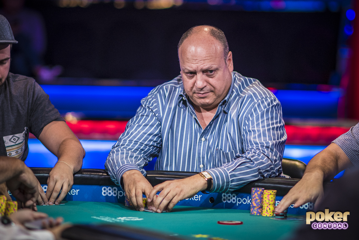 Jeff Lisandro won three bracelets on his way to WSOP Player of the Year honors in 2009.