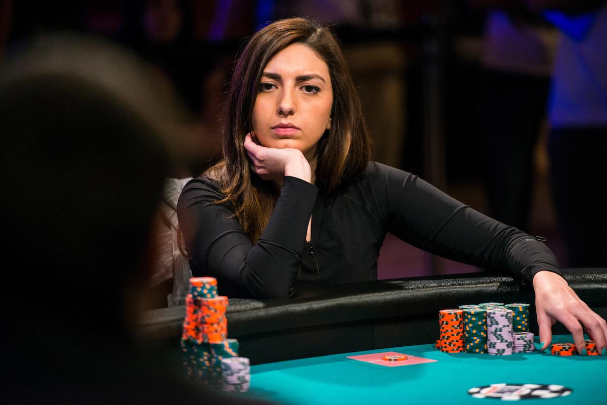 Kelly Minkin Poker