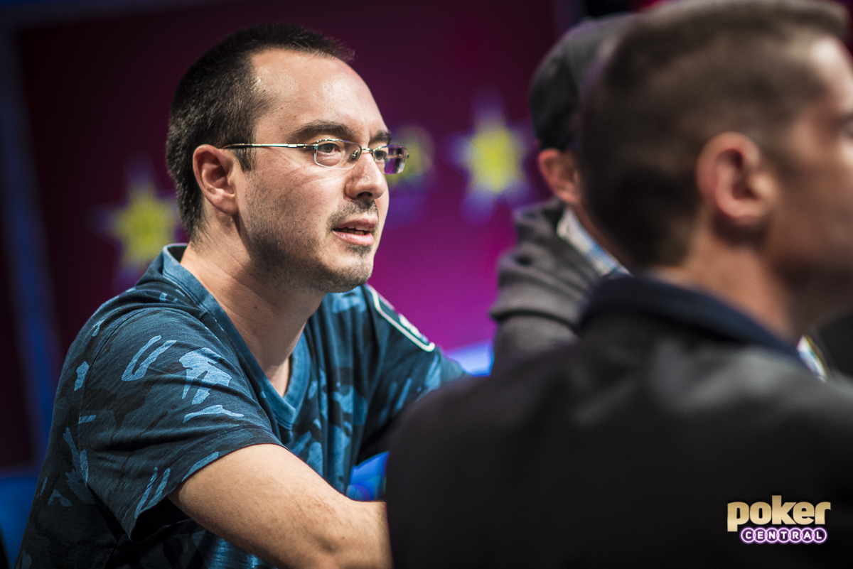 When it comes to Main Event controversy, few people can top the William Kassouf saga in 2016. Kassouf is known for his talk at the table, making him a guy people either tend to love or hate. Kassouf got the spot light for a few hours on an ESPN featured table and as usual had quite a few things to say. The Brit comes into Day 3 with 74,000 chips.