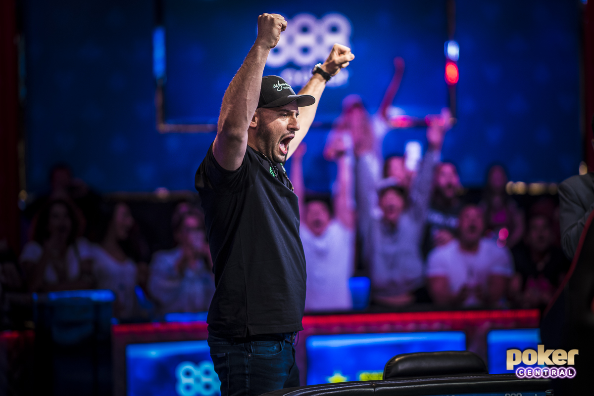 Winning the $50,000 Poker Players Championship once will solidify you as one of the games best. Winning it twice, you are a legend of the game. Winning it an unprecedented third time, you are Michael Mizrachi. The first half of the WSOP schedule, we didn't see much of Michael Mizrachi, but it should come to no surprise that he would be turning up for the $50k PPC. Mizrachi came into the event, already having won it twice before. He made history as he managed to do the unthinkable, and take it down yet again.