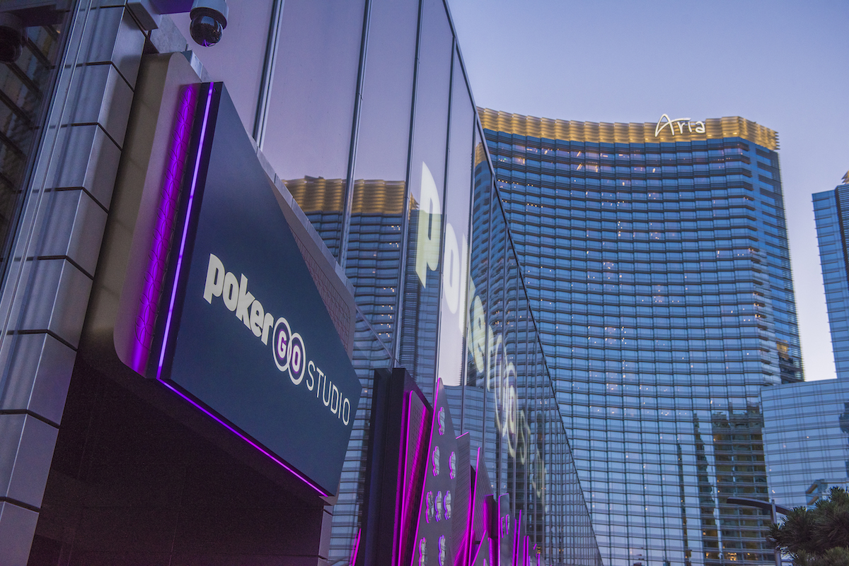 The PokerGO Studio at the ARIA in Las Vegas plays host to the Super High Roller Bowl, US Poker Open and Poker Masters.