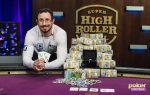 Brian Rast wins Super High Roller Bowl 2015 for $7,525,000.