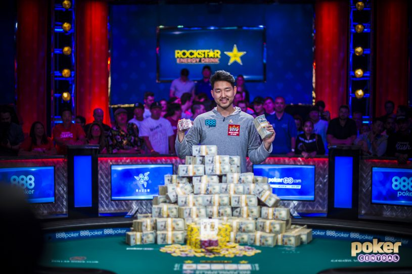 What would you do if you followed in the footsteps of John Cynn and become the 2019 World Series of Poker Main Event winner?