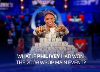 What if Phil Ivey had won the 2009 WSOP Main Event?