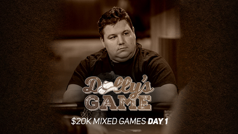 Dolly's Game | $20K Mixed Games | Day 1