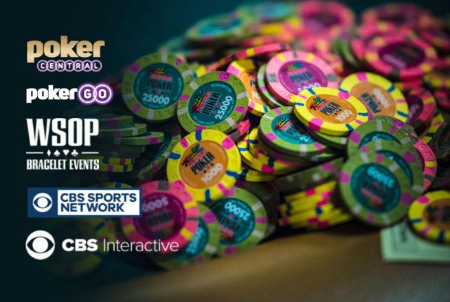 Watch the 2019 World Series of Poker on CBS Sports and PokerGO.