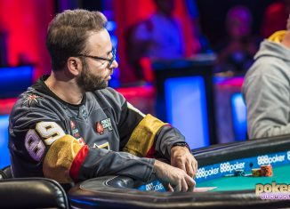 Daniel Negreanu came close to winning his seventh WSOP bracelet in 2018 by finishing third in the $1,500 Eight-Game Mix event.