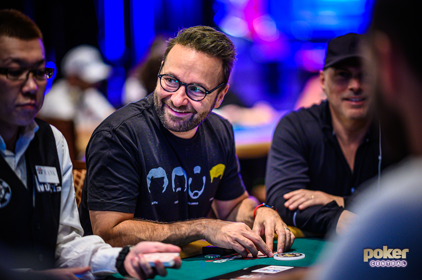 Daniel Negreanu eyes his seventh WSOP bracelets at today's final table on PokerGO and CBS All-Access.