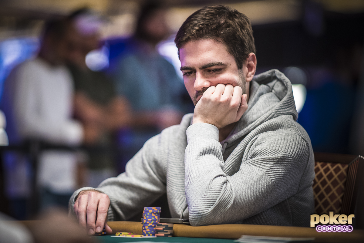James Obst was in the zone last year, cashing three $10k events including a 46th place in the Main Event.