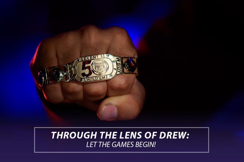 The first of 89 WSOP gold bracelets was awarded to Brian Green last night.