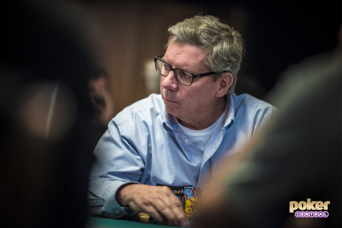 Mike Sexton looks to win his first WSOP bracelet in 30 years today in the $2,500 Big Bet Mix event.