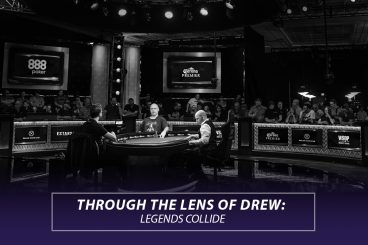 Through the Lens: Legends Collide