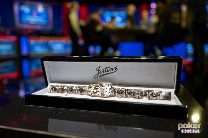 The World Series of Poker will award one more bracelet this summer to bring its total to 90.