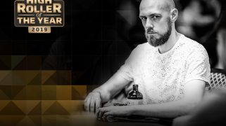 By The Numbers: High Roller of the Year Update