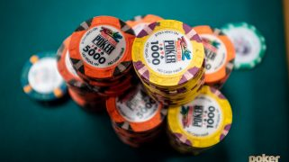WSOP Report Day #17 - Howard Mashing the Seniors Event, Koppel Breaks for the Line in The Marathon