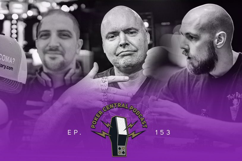 Kevin Roster, John Hennigan, and Stephen Chidwick are on the podcast this week!