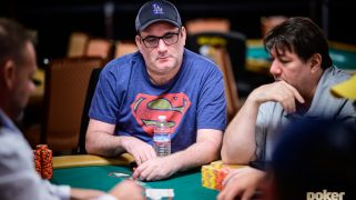 Matusow Blows Himself Up and Van Zadelhoff Calls the Clock on WSOP