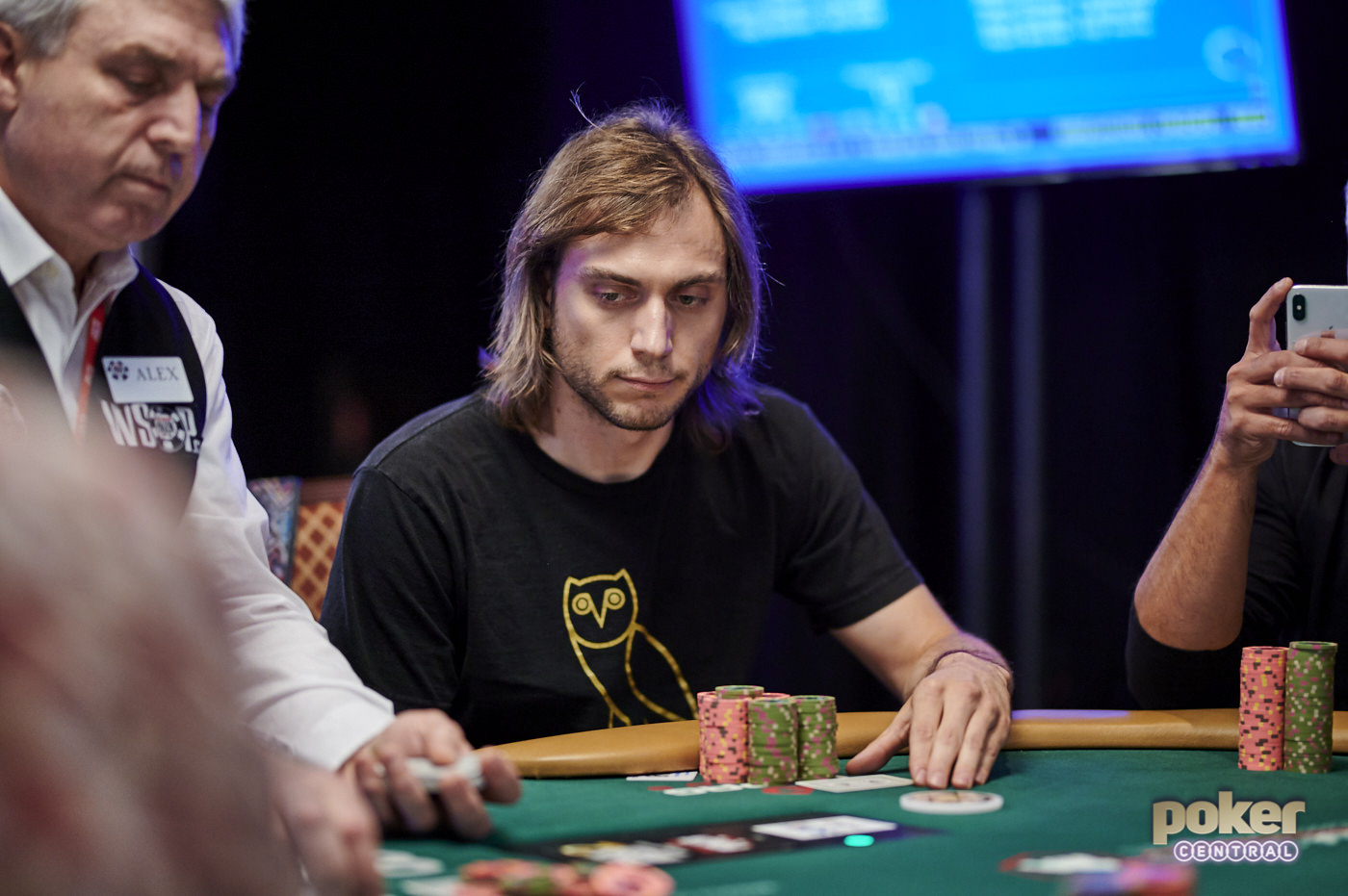 Max Silver Sets Wager For Main Event Alternative Poker Hands Bakes Makes A Point Poker Central