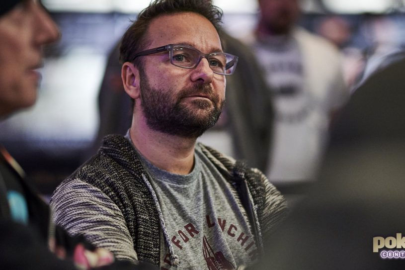 Daniel Negreanu looks to win his first bracelet in Las Vegas since 2008 on PokerGO and CBS All Access today.