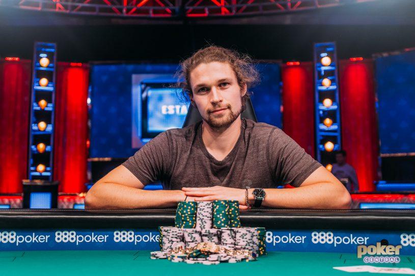 Wsop Report Day 6 Ben Heath Wins His First Wsop Bracelet For 1 48m Poker Central