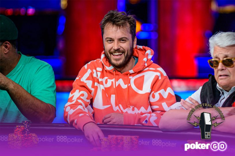 Prahlad Friedman joins the Poker Central Podcast to talk about the huge swings in his life and career.