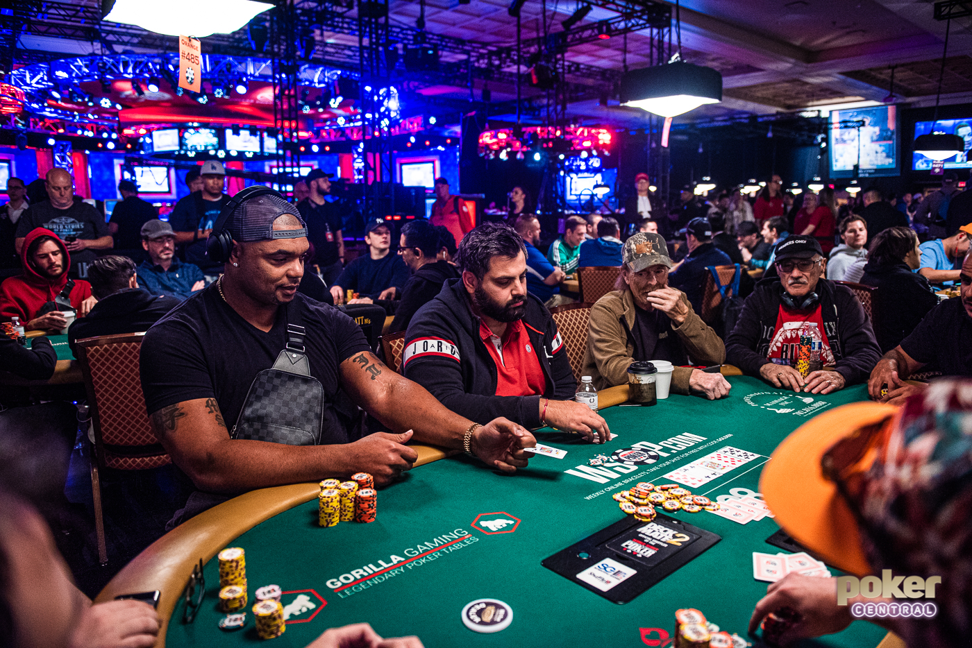 Seymour's WSOP run comes to an end