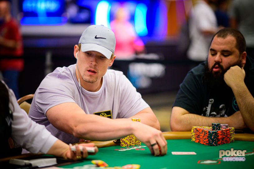 GPI No. 1 tournament player in the world, Alex Foxen, is making a run in the 2019 WSOP Main Event.
