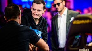 21-Year Old Nick Marchington Humble in Defeat After 7th Place Finish in WSOP Main Event