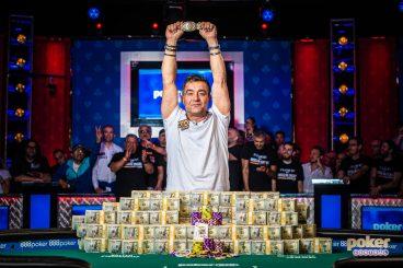 Hossein Ensan Wins the 2019 WSOP Main Event for $10 Million!