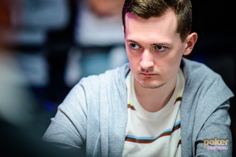 Just 21-years old, Nicholas Marchington leads the 2019 WSOP Main Event with his eyes set on the final table.
