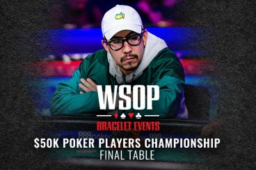 WSOP 2019 $50K Poker Players Championship