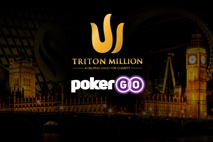 Watch the Triton Million on PokerGO August 1-3.