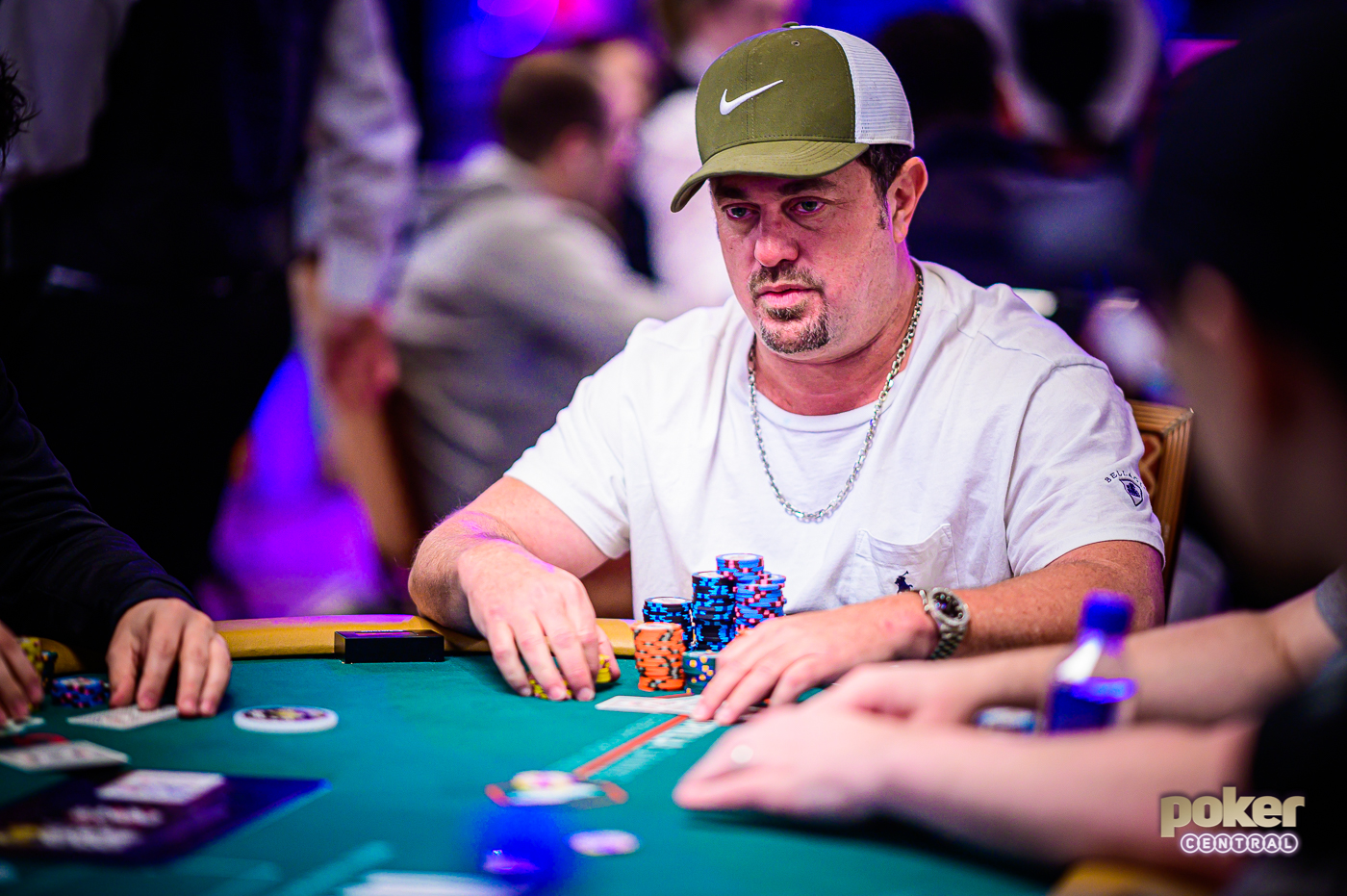 David Oppenheim has played high stakes cash games for well over two decades and continues to crush.