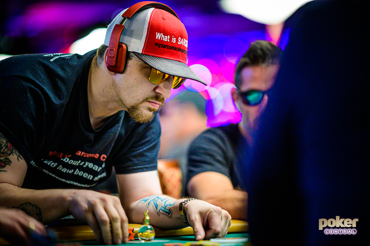 Kevin Roster is locked in and determined to make a deep run in the 2019 WSOP Main Event, his last shot at poker glory.