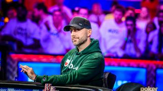 WSOP Main Event Day 8: Five Remain as Hossein Ensan and Garry Gates Eye $10 Million Top Prize