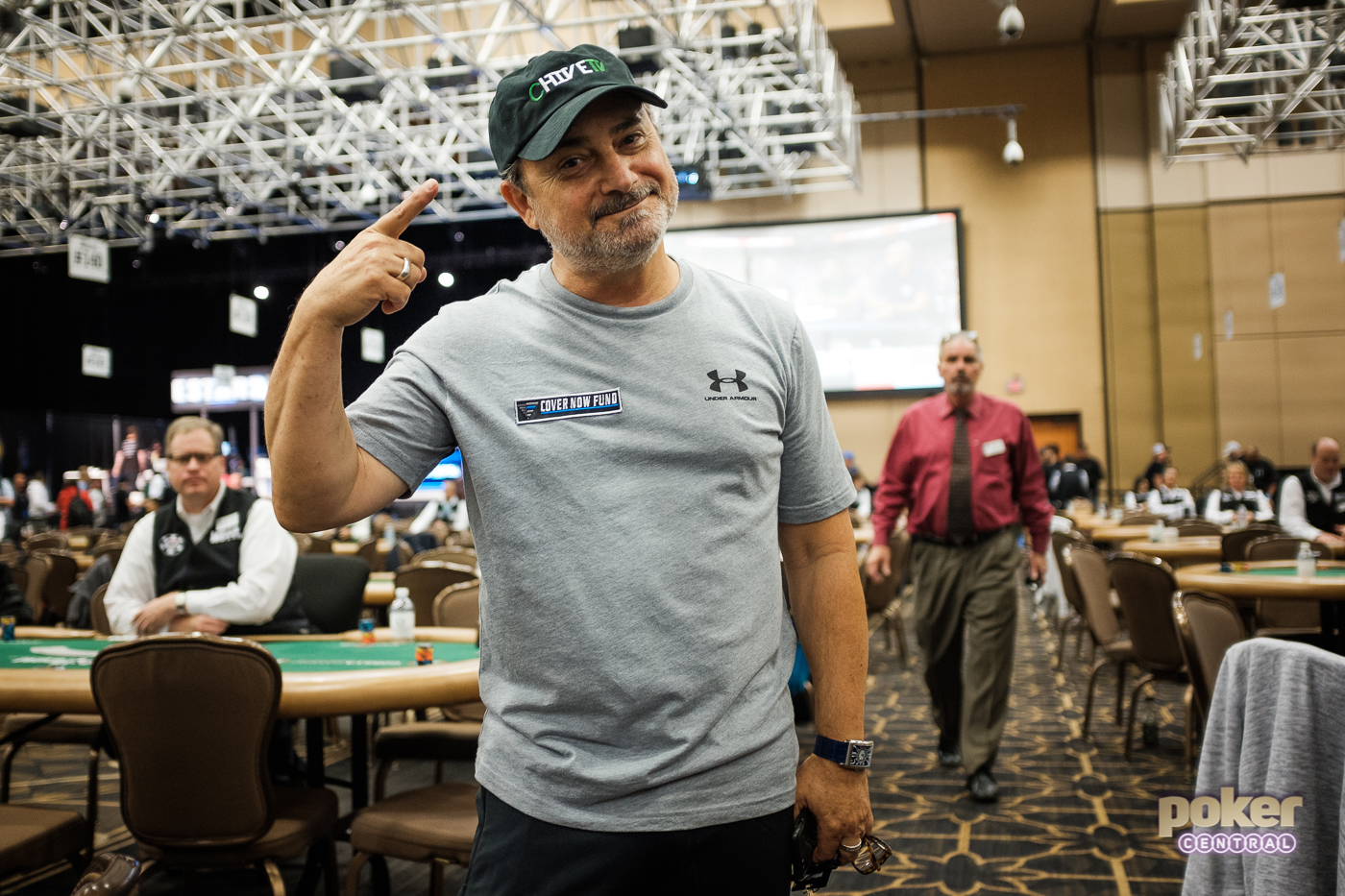 Kevin Pollack is ready to battle in the 2019 WSOP Main Event!