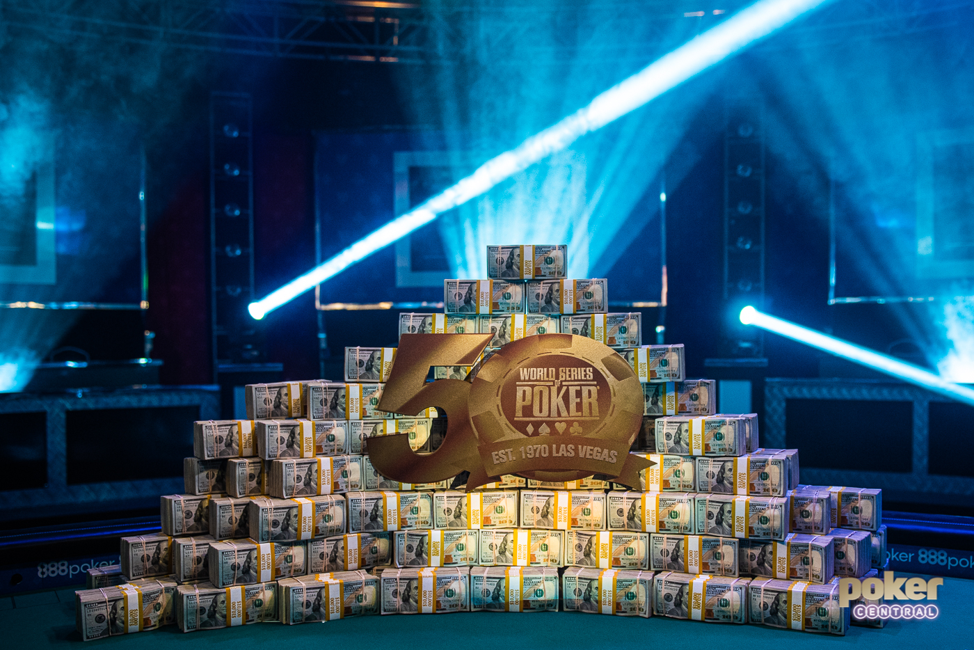 The biggest payout in poker awaits the winner of the 2019 World Series of Poker Main Event.